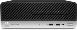 HP ProDesk 400 SFF G4 i3-7100 4GB 500GB HD Graphics 630 DVDRW Win 10 Pro EN