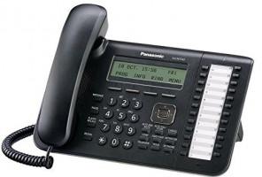 Panasonic KX-NT543, černá - IP telefon