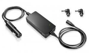 FUJITSU adaptér DC CAR 12/24V - 96W - 5,16,19,20V pro Lifebook + 5V mini USB vystup A532, AH532 a vsechny xxx2 + Q550