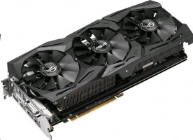 ASUS Radeon RX Vega 56 STRIX GAMING 8G OC