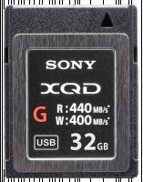 Sony XQD G 32GB Paměťová karta