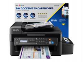 Epson EcoTank ET-4500 - Multifunkční tiskárna - barva - tryskový - A4/Legal (TD3521148)