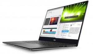 """DELL XPS 15 (9560)/i7-7700HQ/8GB/256GB SSD/4GB Nvidia 1050/15.6"""" FHD/Win 10 64bit MUI/Silver"""