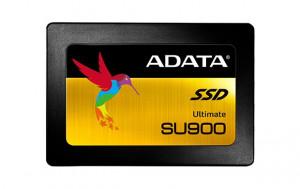 ADATA SU900 SSD SATA 6 Gb/s 1TB, zápis/čtení 525/560 MB/s
