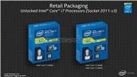CPU INTEL Core i7-5820K 3,3 GHz 15MB L3 LGA2011-V3 - BOX (neobsahuje chladič)