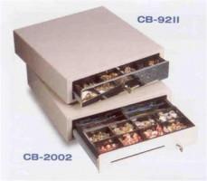 Star Micronics CB-2002 UN, zásuvka, bílá