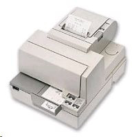 Epson TM-H 5000 II, LPT, řezačka, bílá