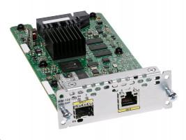 Cisco 1-PORT GE WAN NIM DUAL-MODE