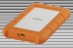 LaCie Rugged USB-C 2TB Mobile Drive Externí pevný disk