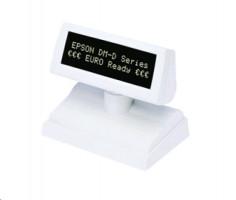 Epson Display DM-D110BA USB Bílý displej pro zákazníky