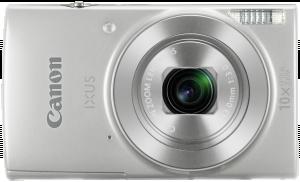 Canon IXUS 190 stříbrná barva