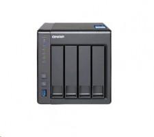QNAP TS-431X-2G TWR 4x 3.5/2.5 SATA Cortex-A15 1.7 DC 2GB 2xGlan