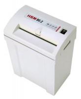 Skartovač HSM Classic 80.2 DIN 2, proužek 5,8mm, 9 listů, 17l, sponky