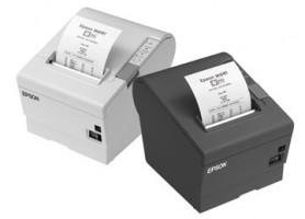Epson TM-T88V, USB, Wi-Fi, EU, Tmavě šedá