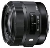 Sigma 30mm f/1,4 DC HSM C/AF