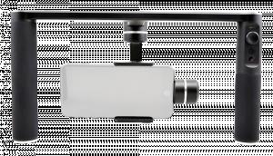 FY-TECH SPG PLUS Černý 3-osý pevný držák pro Smartphone