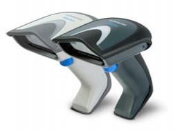 Datalogic Gryphon I GD4110, 1D, multi-IF, sada (USB), černá (skener a USB kabel)
