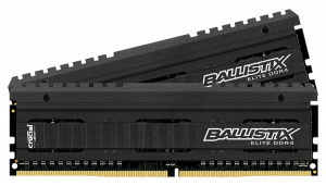 Ballistix Elite 8GB sada DDR4 4GBx2 3000 MT/s DIMM 288pin