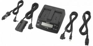 SONY AC-VQ1051D - Napájecí adaptér/rychlonabíječ dvou akumulátor typu L