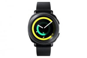 Samsung Gear Sport Chytré hodinky, černá