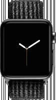Apple Watch Nike+ GPS + Cell 42mm Space Grey Alu Case