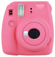 Fujifilm instax mini 9 - Fotoaparát flamingo pink