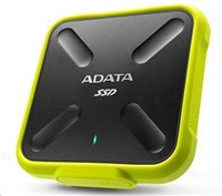 ADATA SD700, USB3.1 - 256GB, žlutá externí ssd
