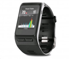 Garmin Vivoactive HR Optic Black, velikost XL