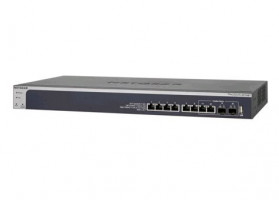 Netgear 8-Port 10 GB Eth.Smart MGD Switch