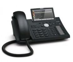 Snom D375 Professional Business Phone bk | bez napájení