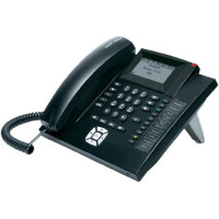 Auerswald - Telefon VoIP COMfortel 1200 IP černá