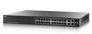 Cisco SG300-28MP 28x Gigabit Max-PoE Manag. Switch
