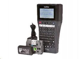 Brother P-Touch PT-H500LI - Nástroj pro tvorbu vlastních obalu na disky