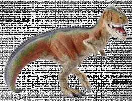 Schleich Dinosaurs 14543 Gigantosaurus, oranžový
