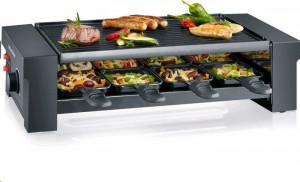 Seve Raclette RG 2687 1100W bk