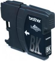 Brother inkoustová náplň LC-1100BK/ Černá