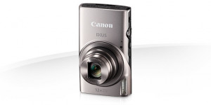 "Canon IXUS 285 HS SILVER - 20MP,12x zoom,25-300mm,3,0"",GPS,Wi-Fi"