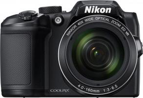 NIKON COOLPIX B500 - 16 MP, 40x zoom VR - Black