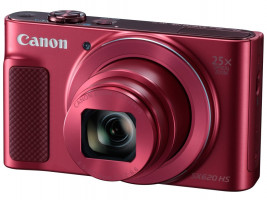 Canon PowerShot SX620HS, Red - 20MP, 25x zoom, 25-625mm, 3,0""
