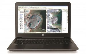 HP Zbook 15 G3 i7-6700HQ/8GB/256 GB M.2/Quadro® M2000M 4GB/15,6 FHD/Win 10 Pro + Win 7 Pro