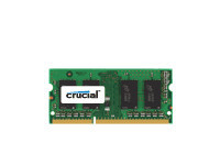 Crucial 8GB DDR3 1333 MT/s PC3-10600 / SODIMM 204pin / CL9