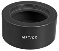 NOVOFLEX Adaptér MFT/CO objektiv závit M42 na micro4/3