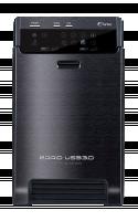 FANTEC QB-X2US3R black 2x3,5 SATA RAID HDD USB 3.0