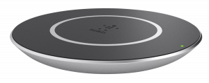 Belkin Qi Wireless Charging Pad 15 W / 13 A black