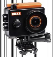 DMAX Action Cam - Akční kamera Full HD