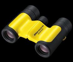 NIKON BINOCULAR ACULON W10 8X21 - Yellow