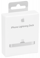 Apple iPhone Lightning dokovací stanice, šedá