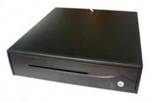 Pokladní zásuvka Birch/Firich POS-420 24V, RJ12, pro tiskárny, černá
