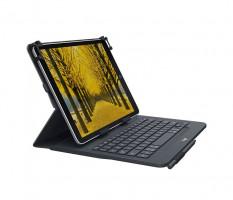 """Logitech Universal Folio, obal s klávesnicí pro tablet 9""""/10"""" (DE layout)"""