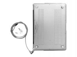 Maclocks Lock and Security Case Bundle - Bezpečnostní kabelový zámek - průsvitná - 1.83 m - pro App (TD2687498)